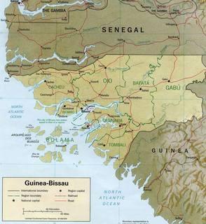 ギニアビサウ共和国 地図 西アフリカ.jpg