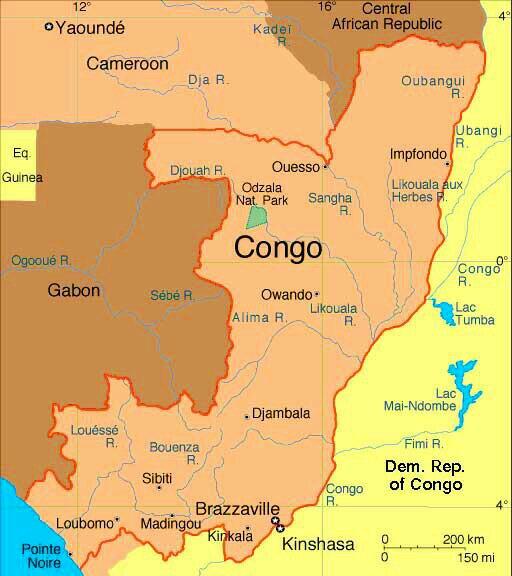 アフリカ各国情報: (31) 海外就職求人情報